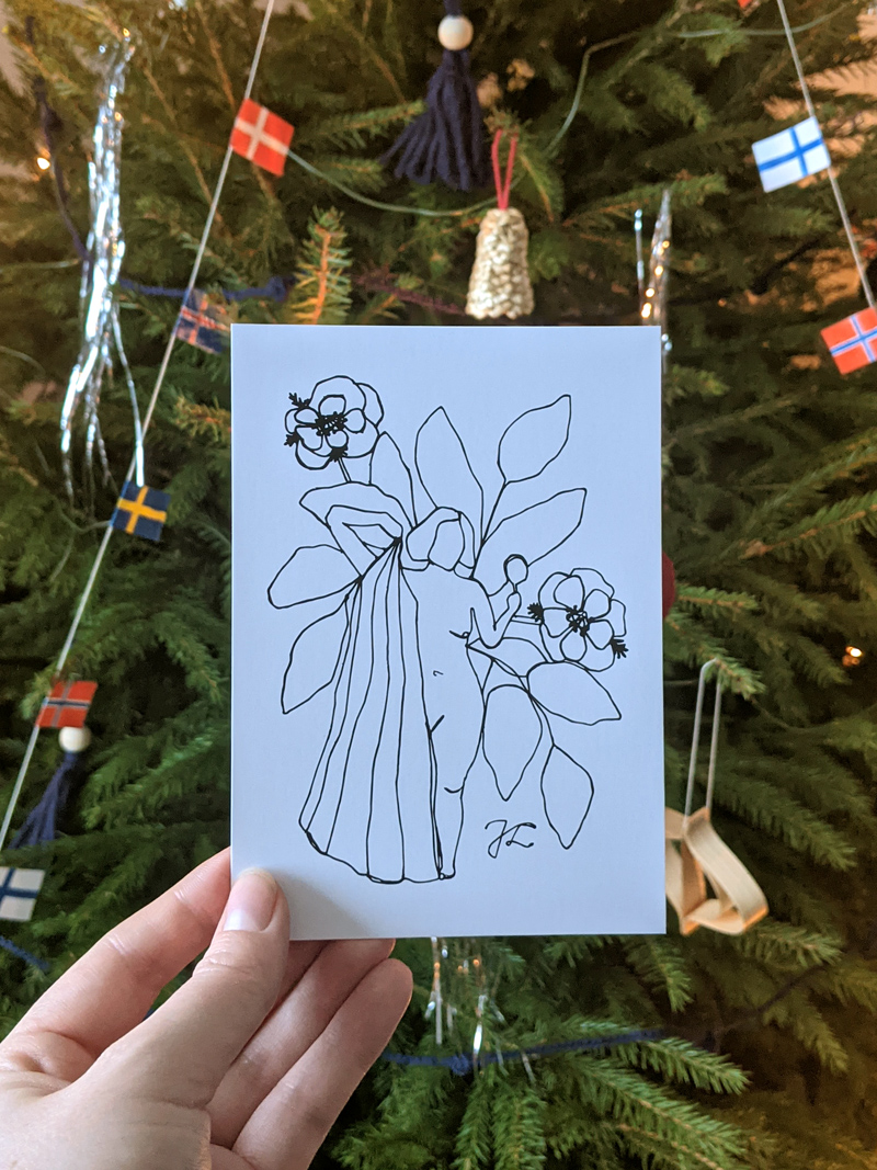 holiday inspiration christmas gift ideas embroidery art